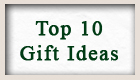 Top Ten Gift Ideas for Him and Her