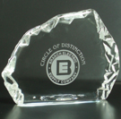glass award