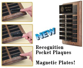 New Magnetic Perptual Plaques